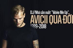 Avicii DJ nổi tiếng người Thụy Điển mất ở tuổi 28