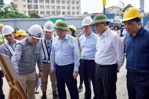 Phó Thủ tướng Vương Đình Huệ: Hà Nội cần đẩy nhanh tiến độ dự án đầu tư công