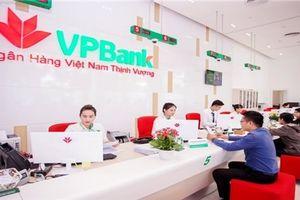 VPBank lãi trước thuế 2.618 tỷ đồng quý I/2018, tăng 36% so với cùng kỳ 2017