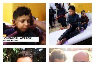 Nga công bố bằng chứng vụ tấn công hóa học ở Douma được dàn dựng