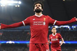 West Brom 2-2 Liverpool: Salah cân bằng kỷ lục của Ronaldo