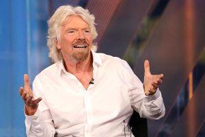 Có con, tỷ phú Richard Branson học được gì trong quản trị?