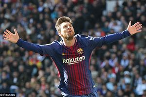 Chuyển nhượng sáng 21/4: Messi 'chọc gậy' Real; Wenger tiến cử truyền nhân