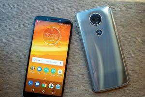 Dòng Motorola Moto E5 giá rẻ vừa ra mắt có gì hay