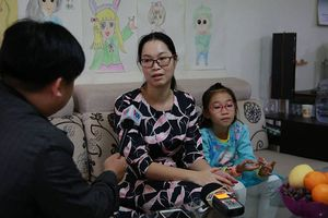'Tôi dạy con học tiếng Việt từ khi bé còn trong bụng mẹ'
