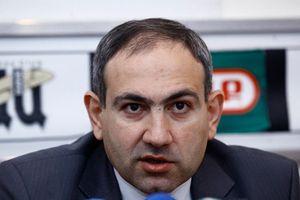 Cảnh sát Armenia bác tin bắt giữ thủ lĩnh phe đối lập Pashinyan