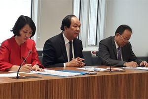 Mở ra nhiều cơ hội hợp tác với các cơ quan, doanh nghiệp Pháp