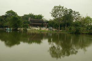 Huyền bí vị thần trong ngôi đền lâu đời nhất xứ Thanh