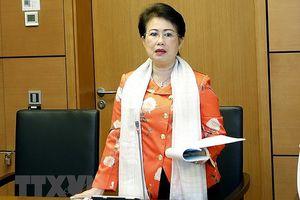Bà Phan Thị Mỹ Thanh thực hiện không đúng chức trách, nhiệm vụ
