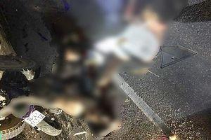 Tai nạn kinh hoàng ở Quảng Trị khiến 4 nam sinh tử vong