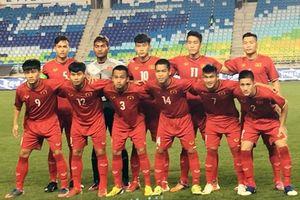 Hòa U19 Hàn Quốc 1-1, U19 Việt Nam vẫn xếp cuối tại Suwon JS Cup 2-18