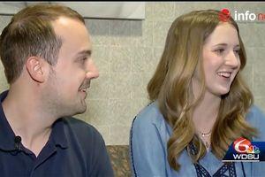 Bất ngờ cặp vợ chồng cưới nhau vì sinh cùng ngày, cùng tháng tại cùng một bệnh viện