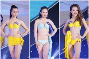 Top 15 Hoa hậu Biển Việt Nam Toàn cầu 2018 khoe dáng bốc lửa với bikini