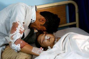 Đánh bom tại điểm đăng ký bầu cử Afghanistan, 57 người chết