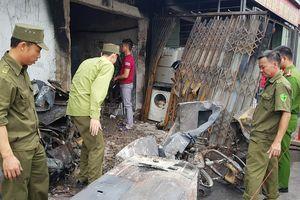 Nam Định: Hỏa hoạn nghiêm trọng làm 3 mẹ con tử vong