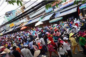 Chùa Bà Châu Đốc đón khách thập phương dịp đầu năm mới