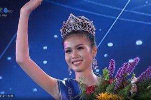 Kim Ngọc đăng quang Hoa hậu Biển Việt Nam toàn cầu 2018