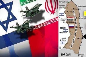 Iran dồn quân sang Syria, Mỹ rút là tấn công Israel?