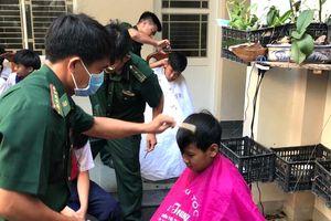 BĐBP Bà Rịa-Vũng Tàu tích cực thực hiện mô hình 'Tay kéo Biên phòng'
