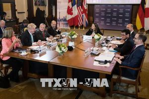 Các ngoại trưởng G7 thống nhất lập trường về Triều Tiên