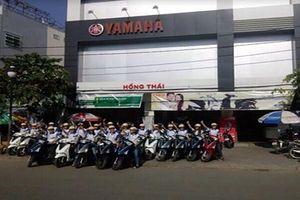 Kiên Giang: Yamaha Hồng Thái hơn 20 năm xây dựng niềm tin cho khách hàng