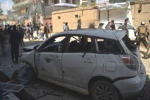 Afghanistan: IS đánh bom tại thủ đô Kabul làm ít nhất 57 người thiệt mạng