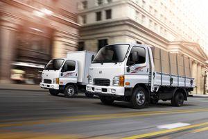 Hyundai Thành Công ra mắt xe tải mới, giá 480 triệu đồng