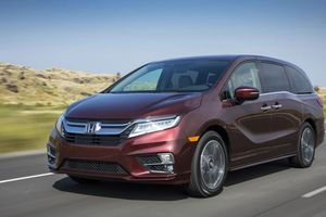 Honda chốt giá Odyssey 2019, chỉ từ 700 triệu đồng