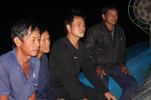 Hội Nghề cá Quảng Ngãi lên án Trung Quốc về hành động đâm chìm tàu cá ngư dân ở Hoàng Sa
