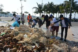 Hơn 1.000 tình nguyện viên hành động vì môi trường không rác thải nhựa