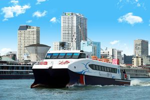 Khai thác trở lại tuyến tàu cao tốc Tp. Hồ Chí Minh – Vũng Tàu