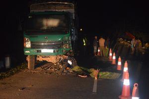 Quảng Trị điều tra người giao xe khiến 4 người tử vong