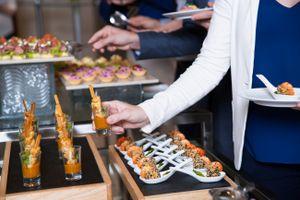 Buffet dịp lễ 30/04 tại khách sạn Nhật Hạ 3