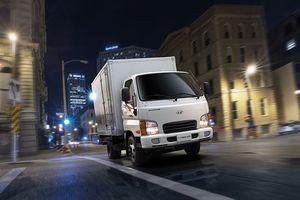 Hyundai Thành Công ra mắt xe tải New Mighty N250 giá 480 triệu đồng