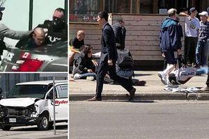 Canada: Xe tải lao vào người đi bộ, 10 người thiệt mạng