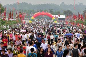 1.000 cán bộ chiến sĩ bảo vệ an ninh, Đền Hùng không lo 'thất thủ'