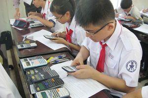 Các loại máy tính cầm tay được mang vào phòng thi kỳ thi THPT quốc gia 2018