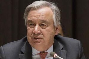 Ông Guterres: Cuộc khủng hoảng Syria đã 'hạ nhiệt'