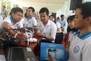 Loạt sáng chế của sinh viên lọt 'tầm ngắm' của doanh nghiệp