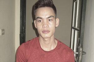 Gã trai 'trốn nã' từ Yên Bái bị tóm tại Hà Nội