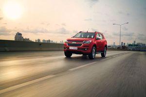 Chevrolet Trailblazer sẽ ra mắt tại Việt Nam vào đầu tháng 5