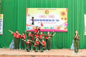 Hoạt cảnh 'lấy nước mắt' khán giả của học sinh miền núi Nghệ An