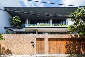 Biệt thự ở Sài Gòn không khác gì resort giữa lòng thành phố