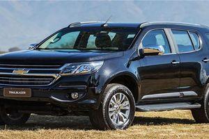 'Kẻ tiên phong' Chevrolet Trailblazer có vượt qua 'cửa ải' Toyota Fortuner?
