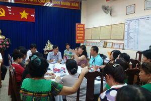 Tiểu thương An Đông kiến nghị UBND Q.5 bảo đảm an toàn tài sản và PCCC ở chợ