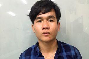 Bắt tên cướp kéo lê cô gái hàng chục mét giữa trung tâm Sài Gòn