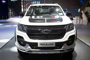 Chevrolet Trailblazer hưởng thuế nhập khẩu 0% sắp ra mắt