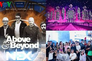 Lễ hội âm nhạc EDM 'NEX' và những con số đầy ấn tượng
