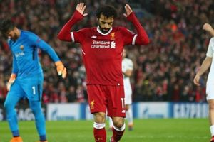 Mohamed Salah tỏa sáng, Liverpool thắng hủy diệt AS Roma