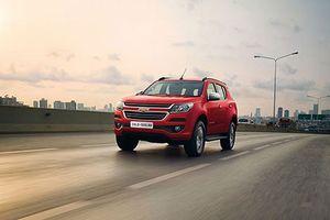 Chevrolet Trailblazer 'chốt giá' từ 859 triệu đồng tại Việt Nam
